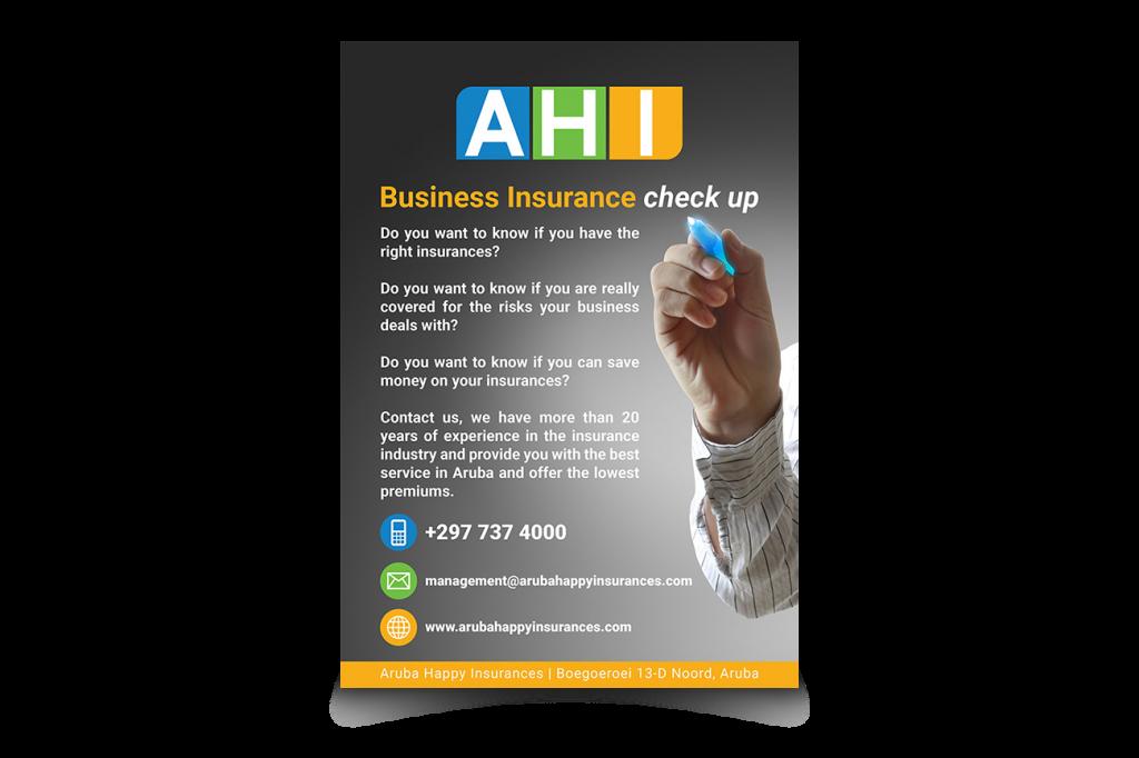Poster design AHI