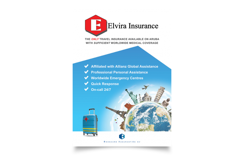 Flyer design Elvira Insurances