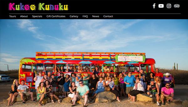 Web design Kukoo Kunuku