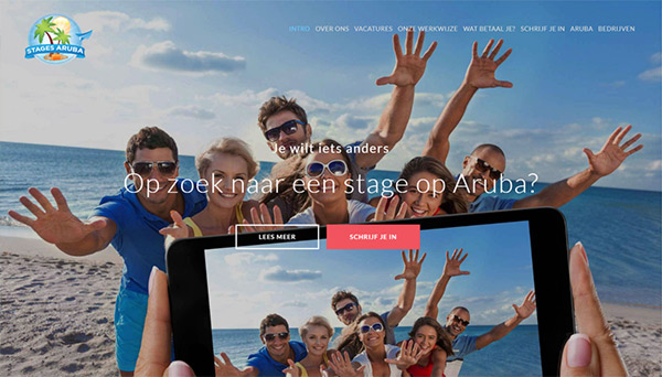 Web design Stages Aruba